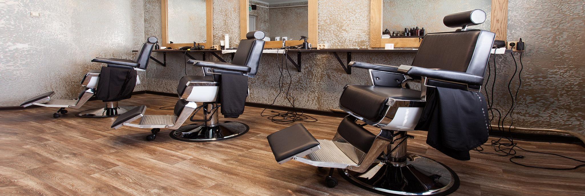 Friseursessel