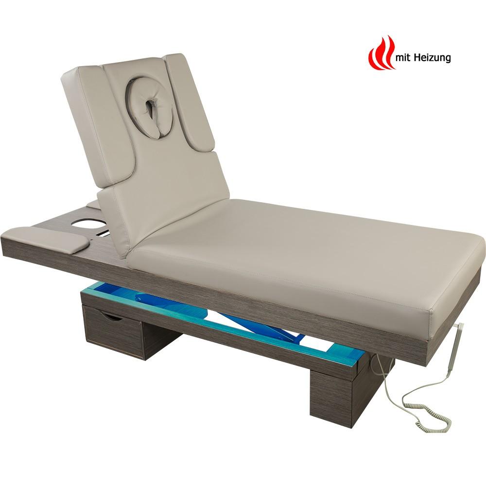 Elektrische Massageliege Wellnessliege mit Heizung