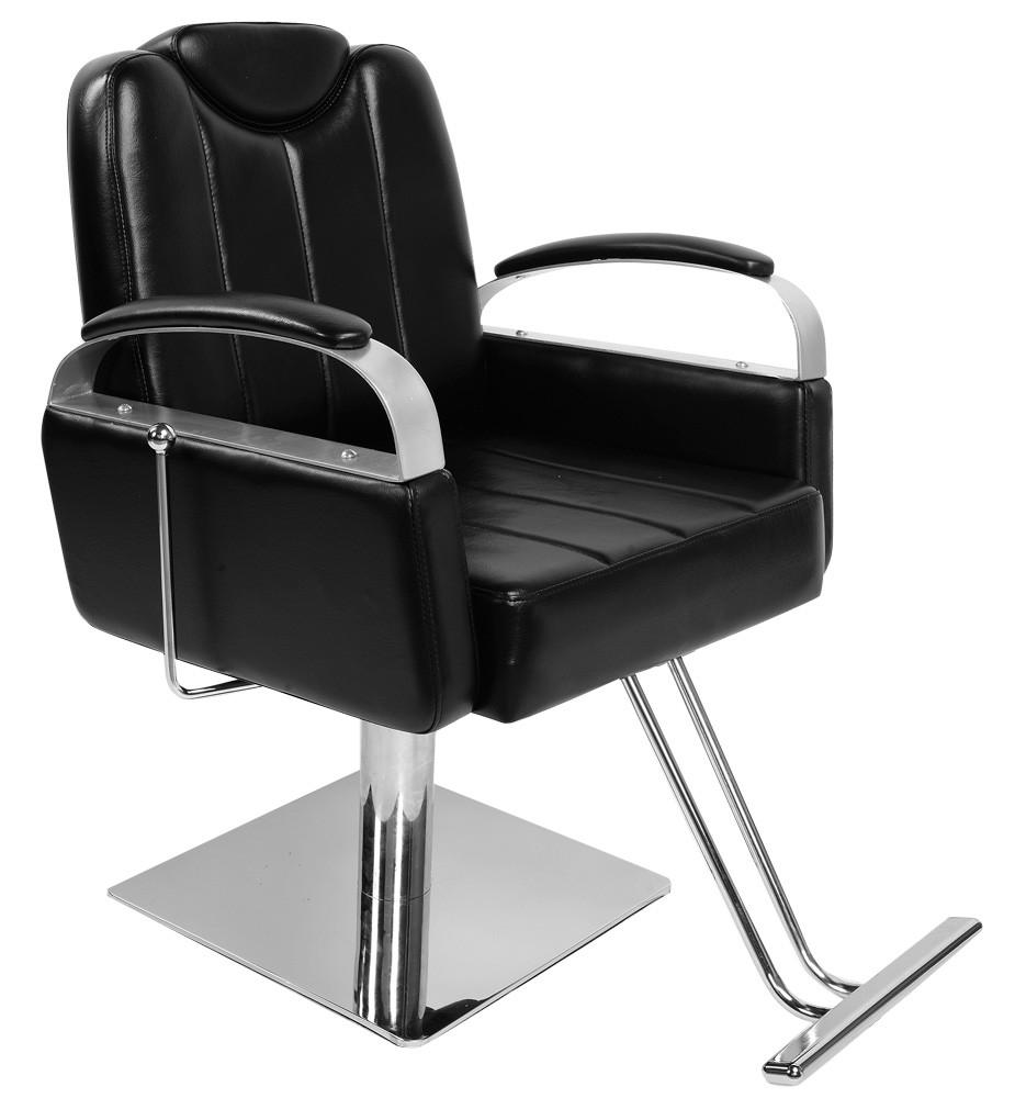 Friseurstuhl 205523 schwarz