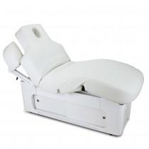 Massageliege 003361A-3 weiß