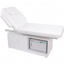 Massageliege Wellnessliege 012102 mit Handtuchwärmer