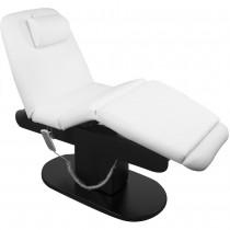 Massageliege Wellnessliege 050869 schwarz/weiß