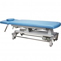 Behandlungsliege 07S807 hellblau