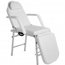 Tragbarer Tattoo-Stuhl / Kosmetikliege 100261b weiß