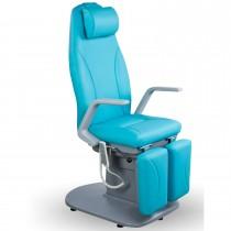 Fußpflegestuhl 127845 blau