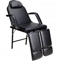Tragbarer Tattoo-Stuhl 125261d schwarz