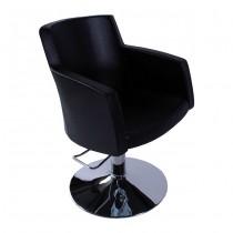 205430 Friseurstuhl schwarz