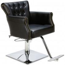 Friseurstuhl 205451 schwarz