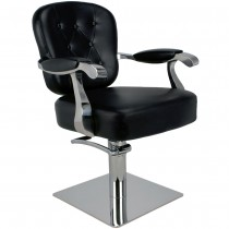 Friseurstuhl 205504 schwarz