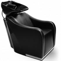 Friseurwaschsessel 255149 schwarz