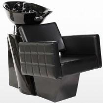 Friseurwaschsessel 255168 schwarz