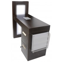 Profi-Manikürtisch mit LED-Beleuchtung 601026
