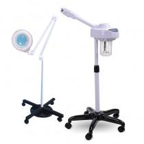 Ozon Bedampfer 08 + Lupenlampe IH-704
