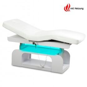 LED Massageliege Wellnessliege mit Heizung 000847