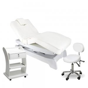 Massagekabine 900208.863 weiß
